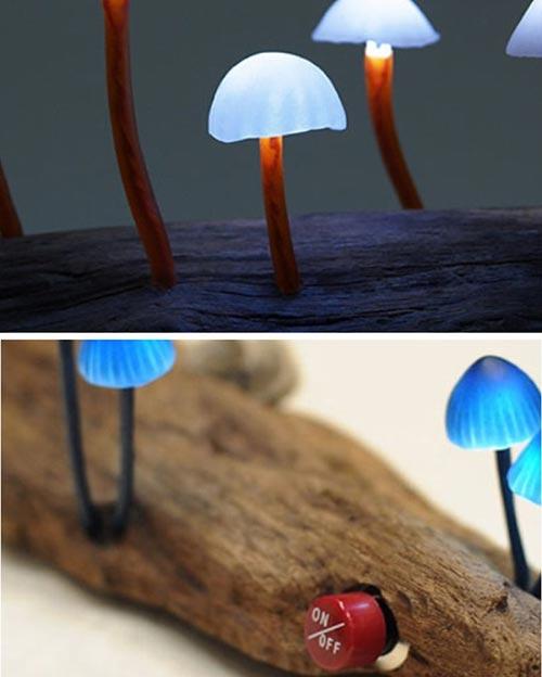 lampeMushrooms