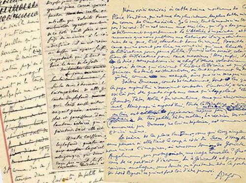 ManuscritsProust_delacroix_Aragon