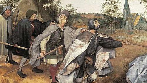 aveugles_Bruegel