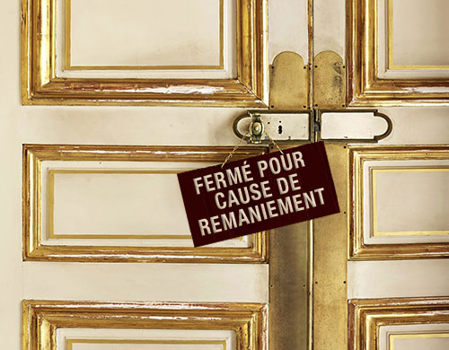 porte-remaniement