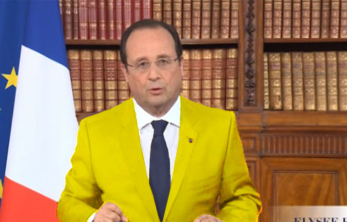 hollande-Tennis-jaune