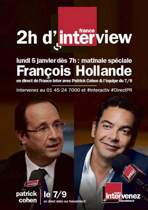 hollande-ORTF