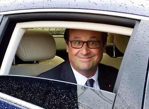 hollande_voiture_pluie